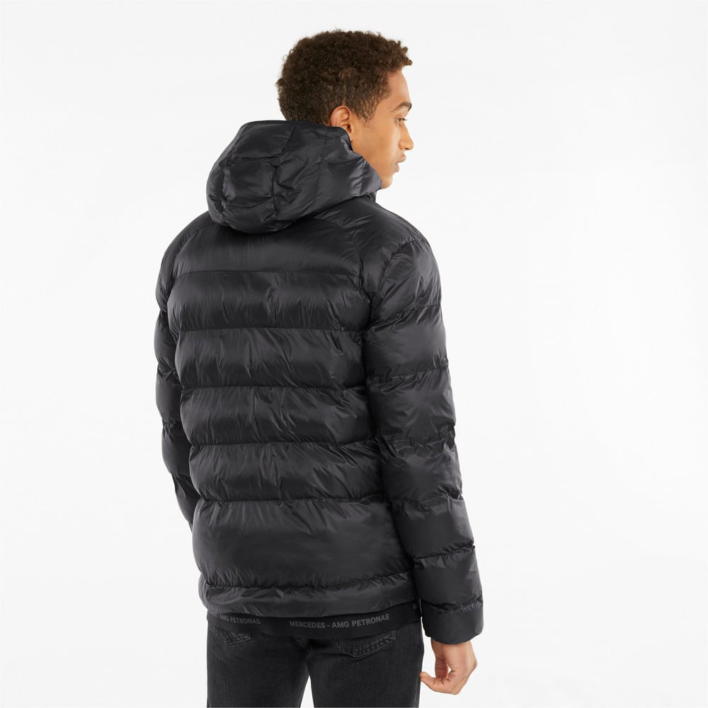 Изображение Puma Куртка Mercedes F1 Ready to React EcoLite Men's Jacket #2: Puma Black