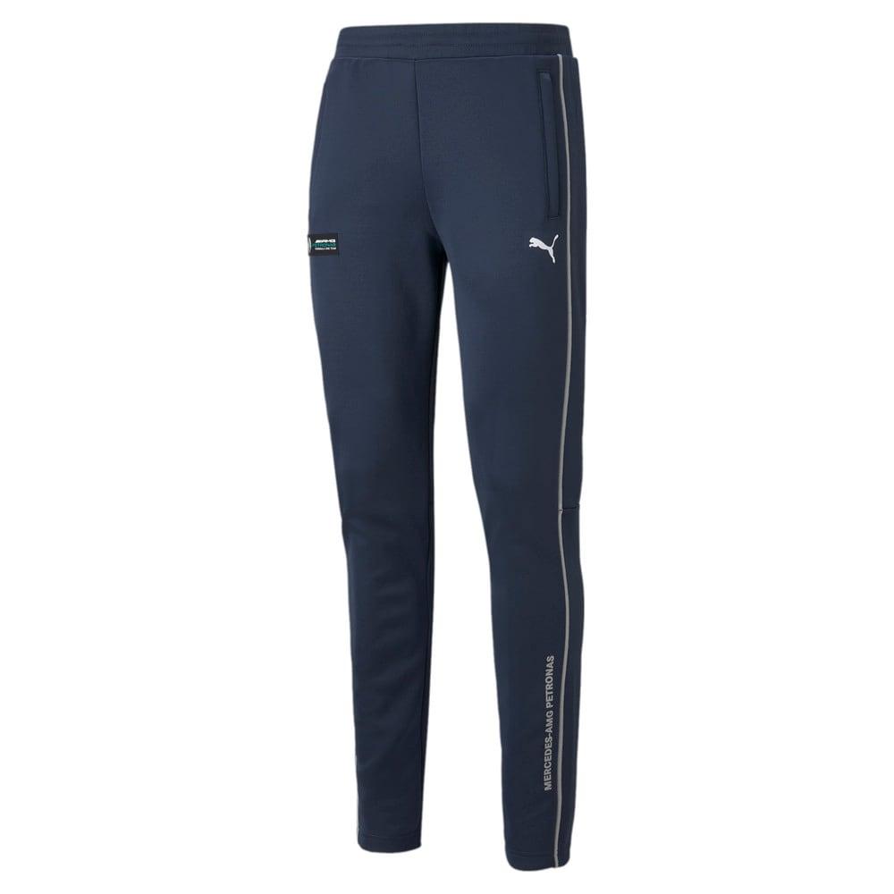 Image Puma Mercedes F1 T7 Slim Men's  Track Pants #1
