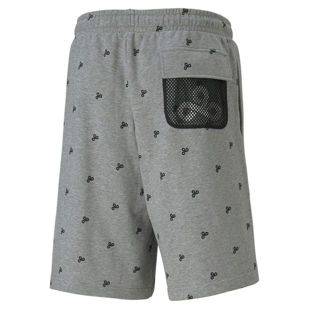 Изображение Puma Шорты PUMA x CLOUD9 Zoned In Printed Men's Esports Shorts #2