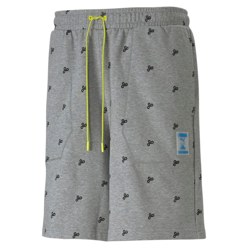Изображение Puma Шорты PUMA x CLOUD9 Zoned In Printed Men's Esports Shorts #1