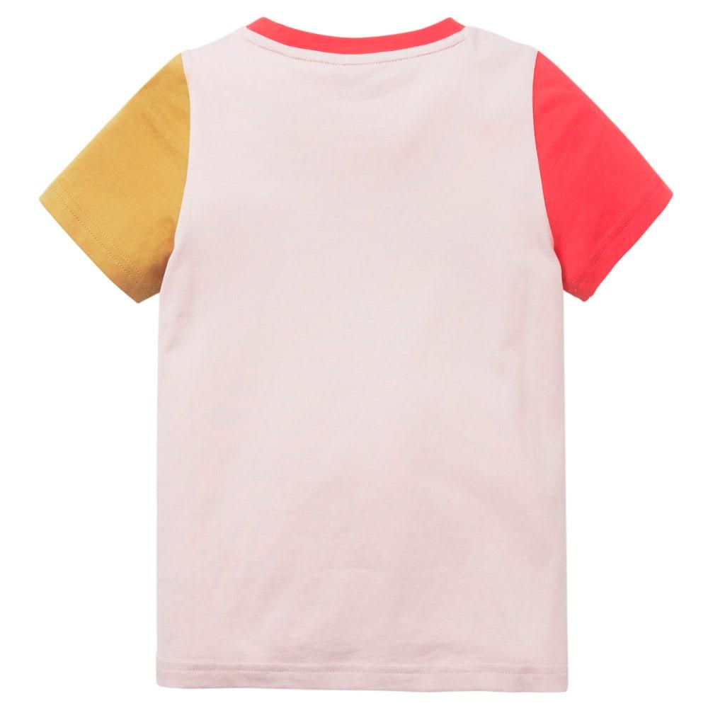 Зображення Puma Дитяча футболка LIL PUMA Kids' Tee #2: Lotus
