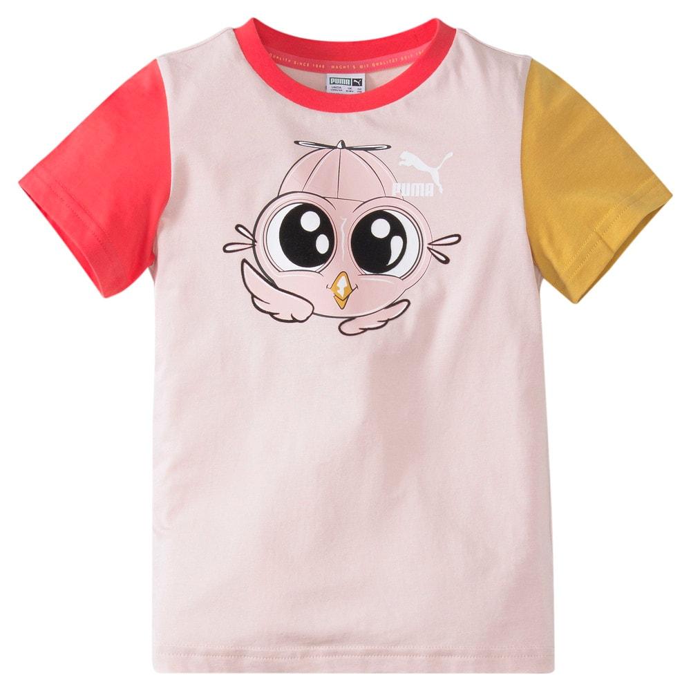 Зображення Puma Дитяча футболка LIL PUMA Kids' Tee #1: Lotus