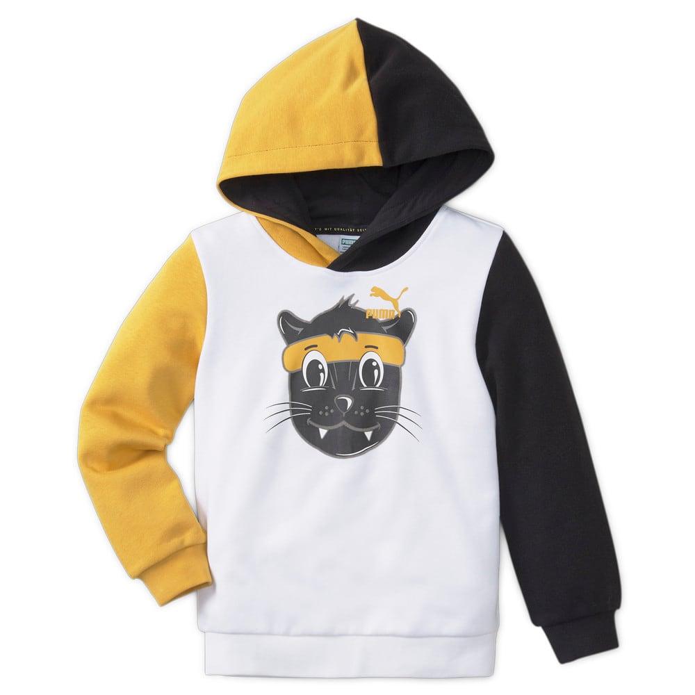 Зображення Puma Дитяча толстовка LIL PUMA Kids' Hoodie #1: Puma White