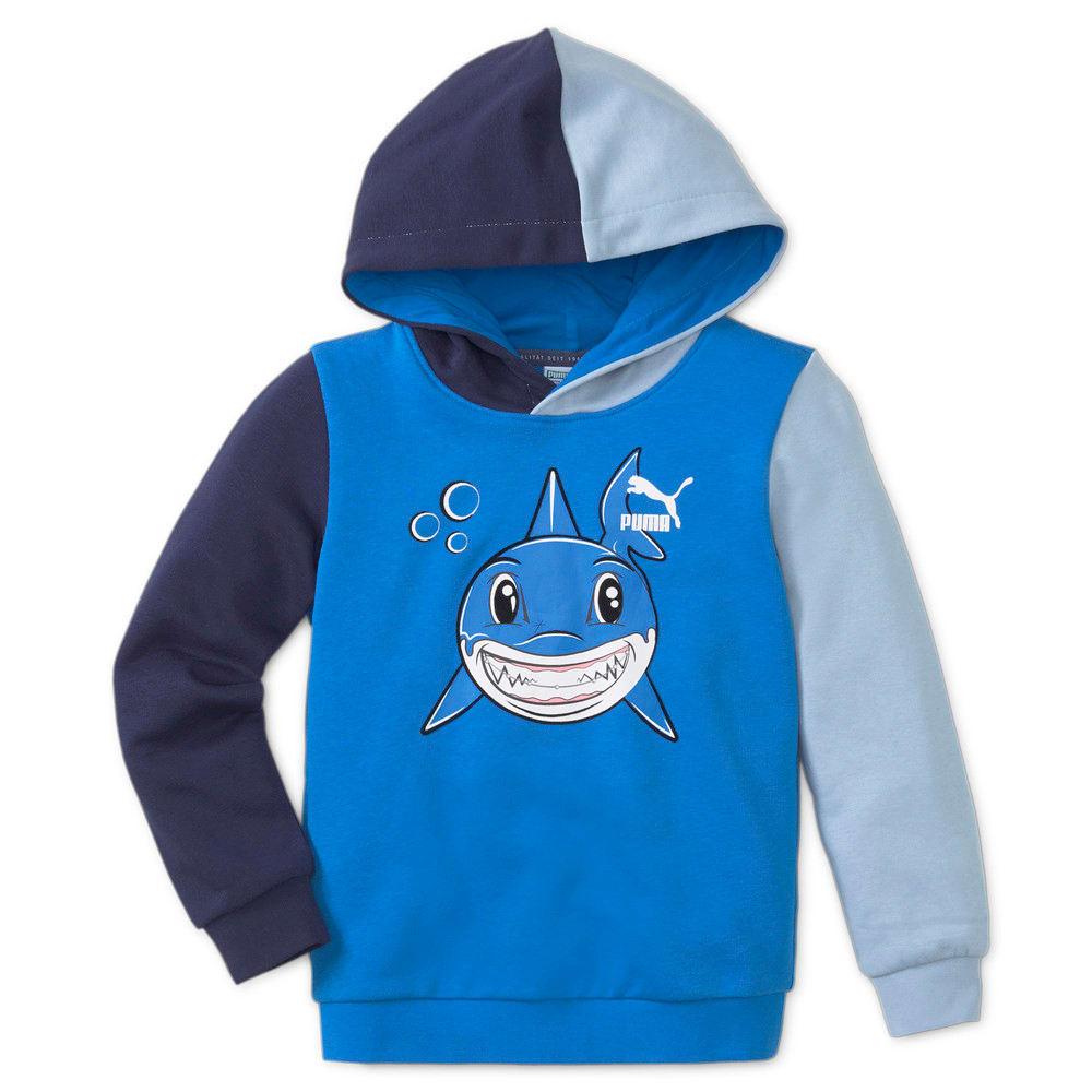 Зображення Puma Дитяча толстовка LIL PUMA Kids' Hoodie #1: Future Blue
