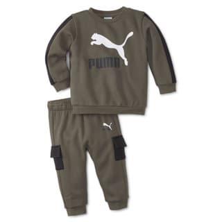 Изображение Puma Детский комплект Minicats CLSX Babies' Sweatsuit