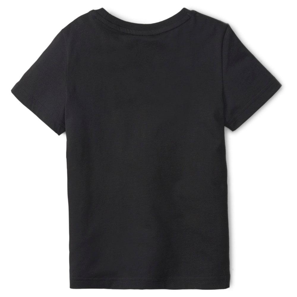 Изображение Puma Детская футболка PUMA x PEANUTS Kids' Tee #2: Puma Black