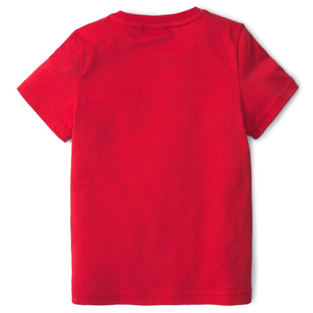 Зображення Puma Дитяча футболка PUMA x PEANUTS Kids' Tee #2: Urban Red