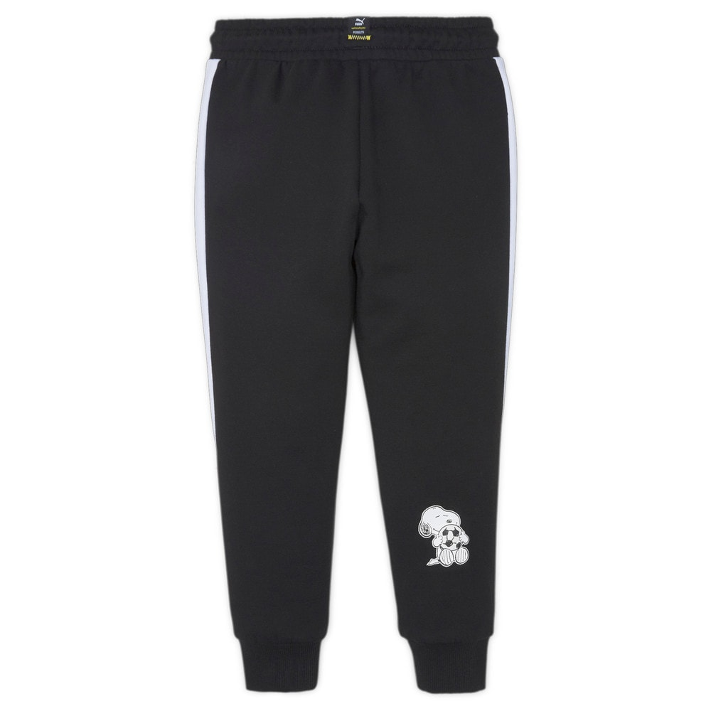 Зображення Puma Дитячі штани PUMA x PEANUTS Kids' Track Pants #2: Puma Black