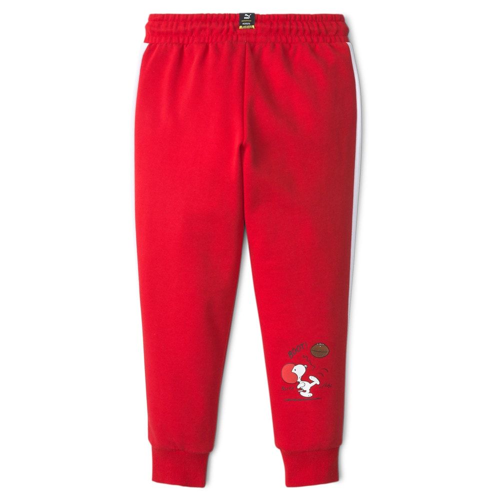 Изображение Puma Детские штаны PUMA x PEANUTS Kids' Track Pants #2
