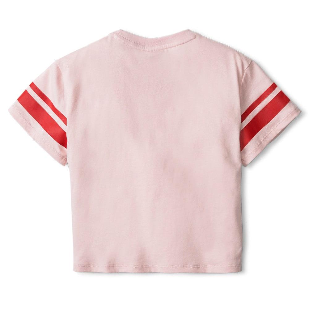 Изображение Puma Детская футболка PUMA x PEANUTS Kids' Tee #2