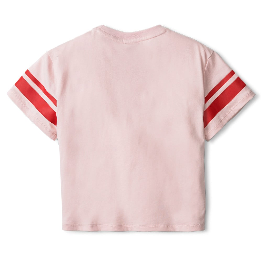 Изображение Puma Детская футболка PUMA x PEANUTS Kids' Tee #2: Lotus