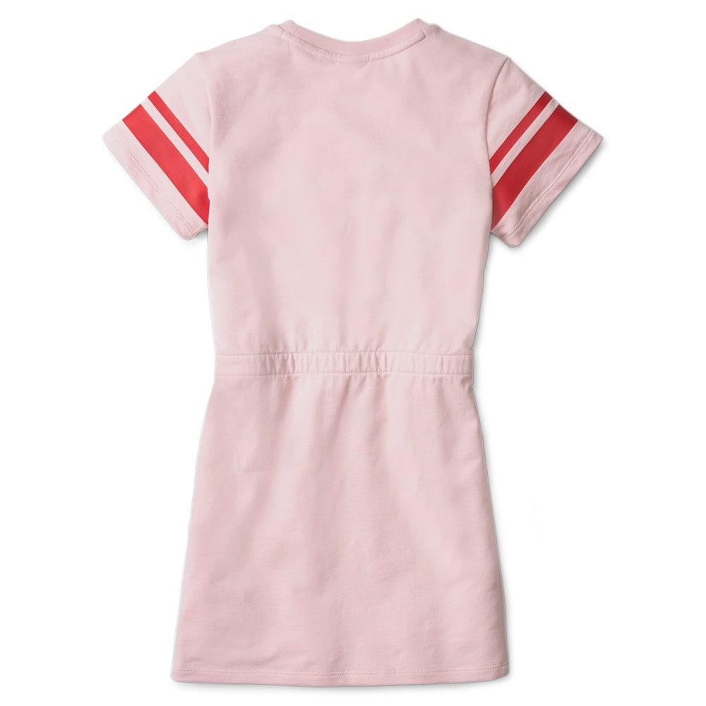 Изображение Puma Детское платье PUMA x PEANUTS Kids' Dress #2: Lotus