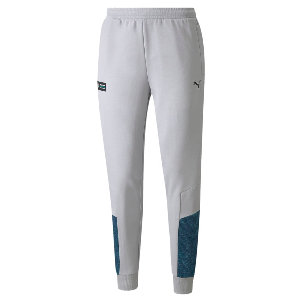 Image Puma Mercedes F1 MCS Regular Fit Cuffed Men's Sweatpants #1