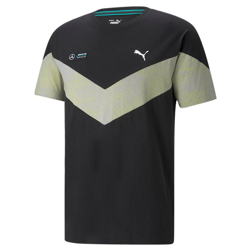 Görüntü Puma Mercedes F1 MCS Erkek T-shirt #1