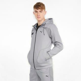 Imagen PUMA Chaqueta deportiva con capucha para hombre Mercedes F1