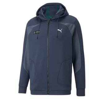 Зображення Puma Толстовка Mercedes F1 Hooded Men's Sweat Jacket