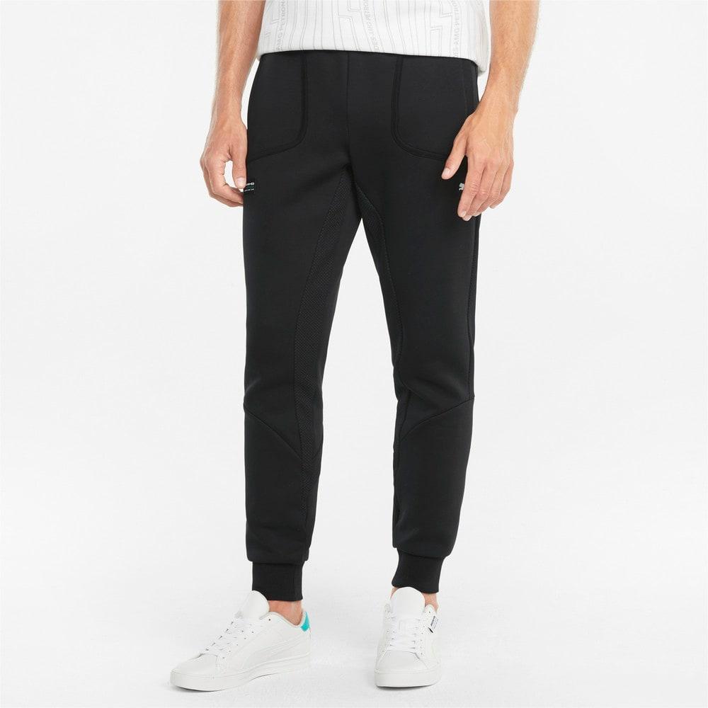 Зображення Puma Штани Mercedes F1 Men's Sweatpants #1: Puma Black