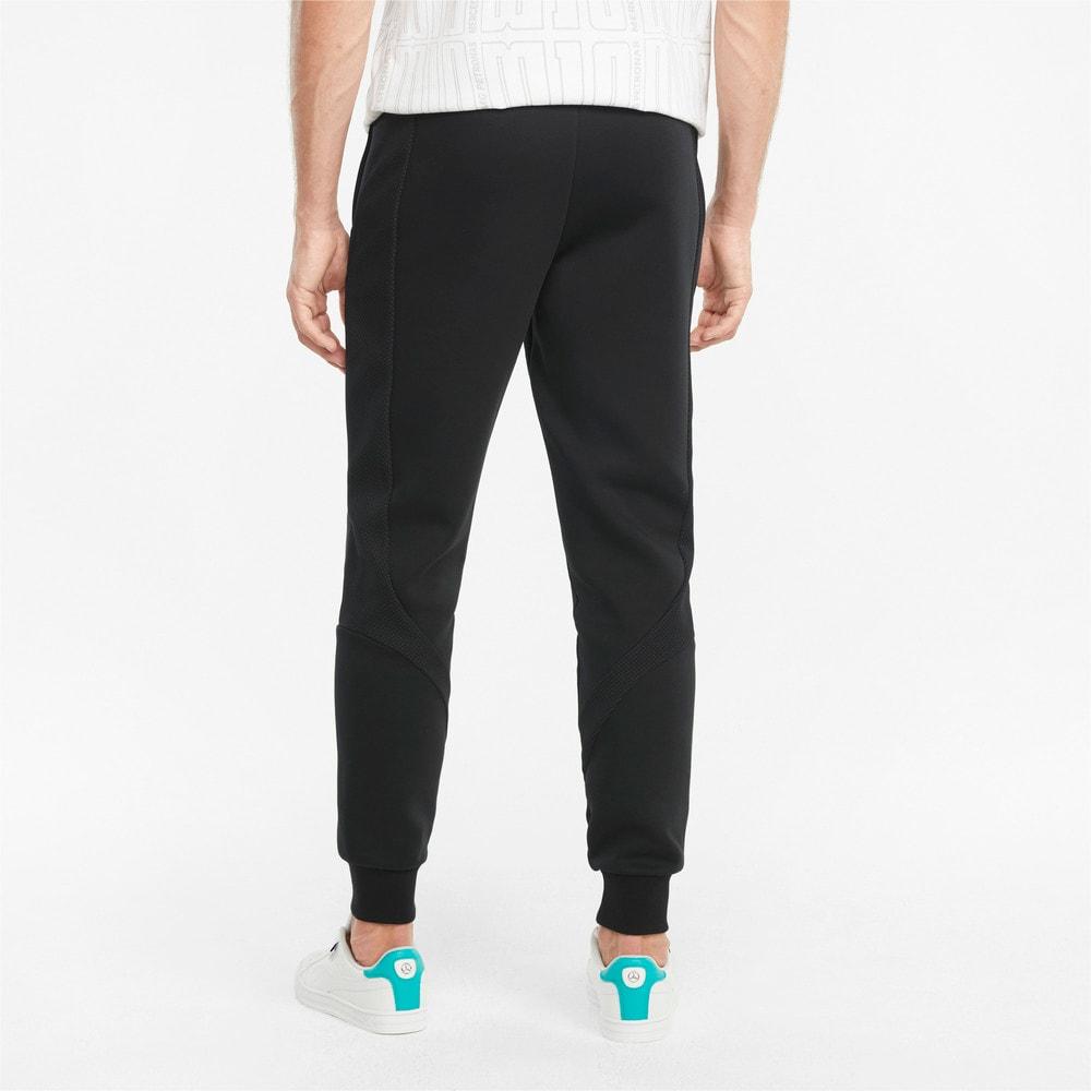 Зображення Puma Штани Mercedes F1 Men's Sweatpants #2: Puma Black