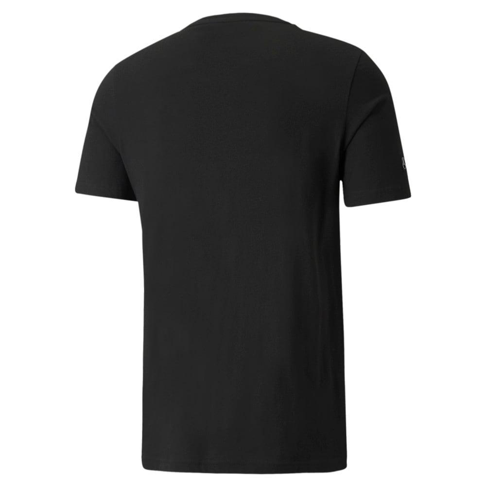Image PUMA Camiseta Mercedes F1 Graphic Masculina #2