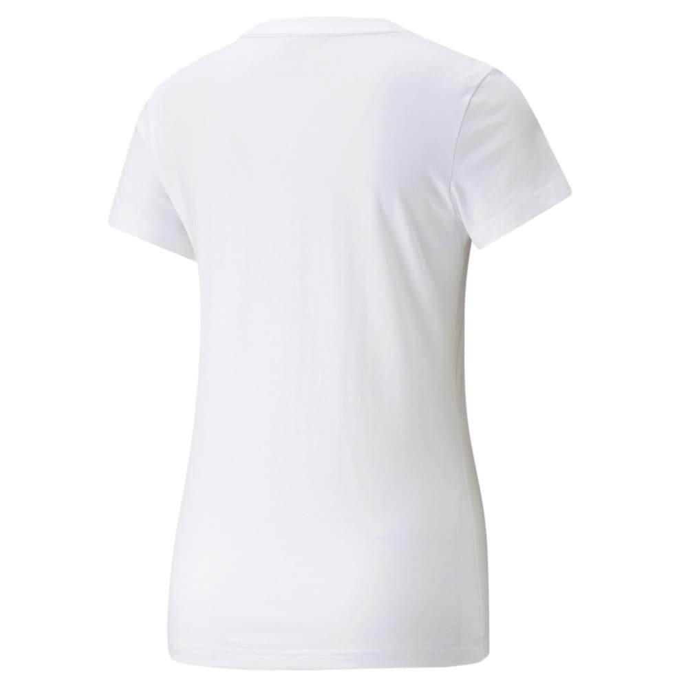 Image PUMA Camiseta POWER Logo Feminina #2