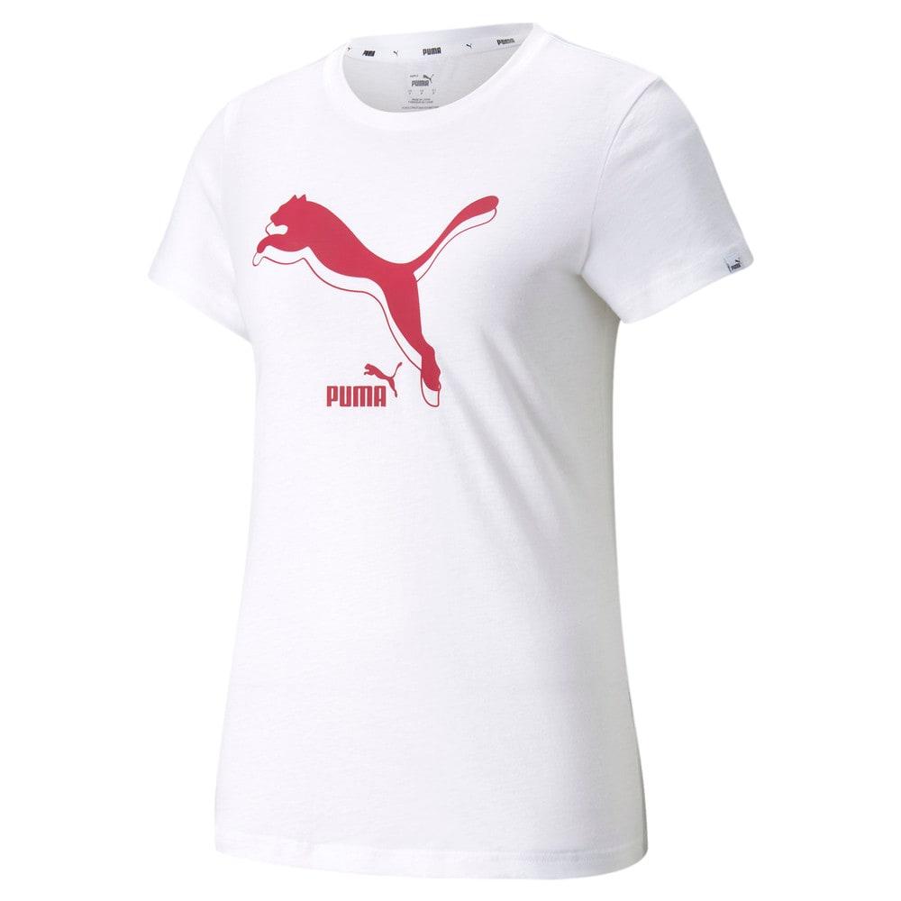 Image PUMA Camiseta POWER Logo Feminina #1