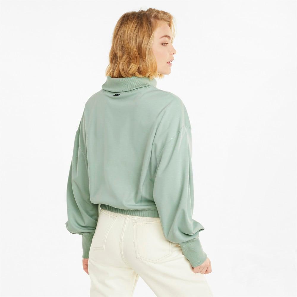 Изображение Puma Толстовка Infuse High-Neck Women's Sweater #2
