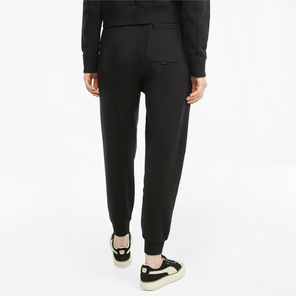 Изображение Puma Штаны Infuse Women's Sweatpants #2: Puma Black