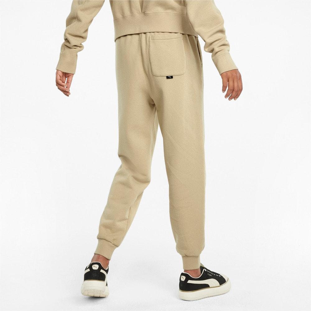 Изображение Puma Штаны Infuse Women's Sweatpants #2: Pebble