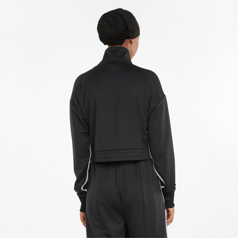 Изображение Puma Олимпийка Infuse Women's Track Jacket #2: Puma Black