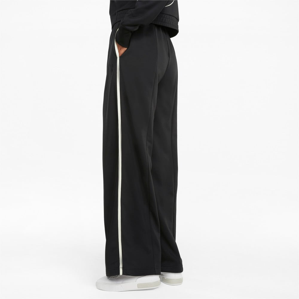 Изображение Puma Штаны Infuse Wide Leg Women's Pants #2: Puma Black