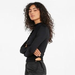 Image PUMA Camiseta Infuse Long Sleeve Feminina