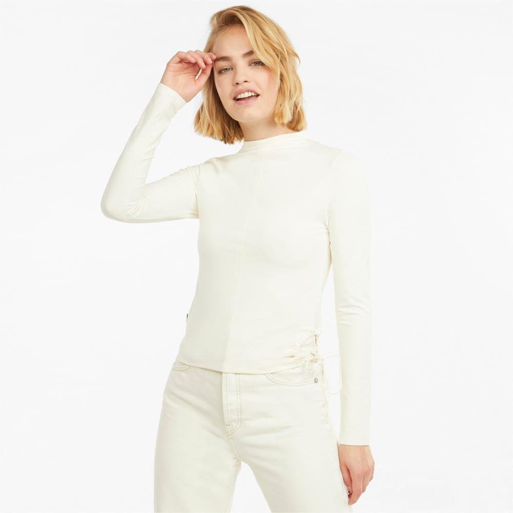 Изображение Puma Топ Infuse Long Sleeve Women's Top #1