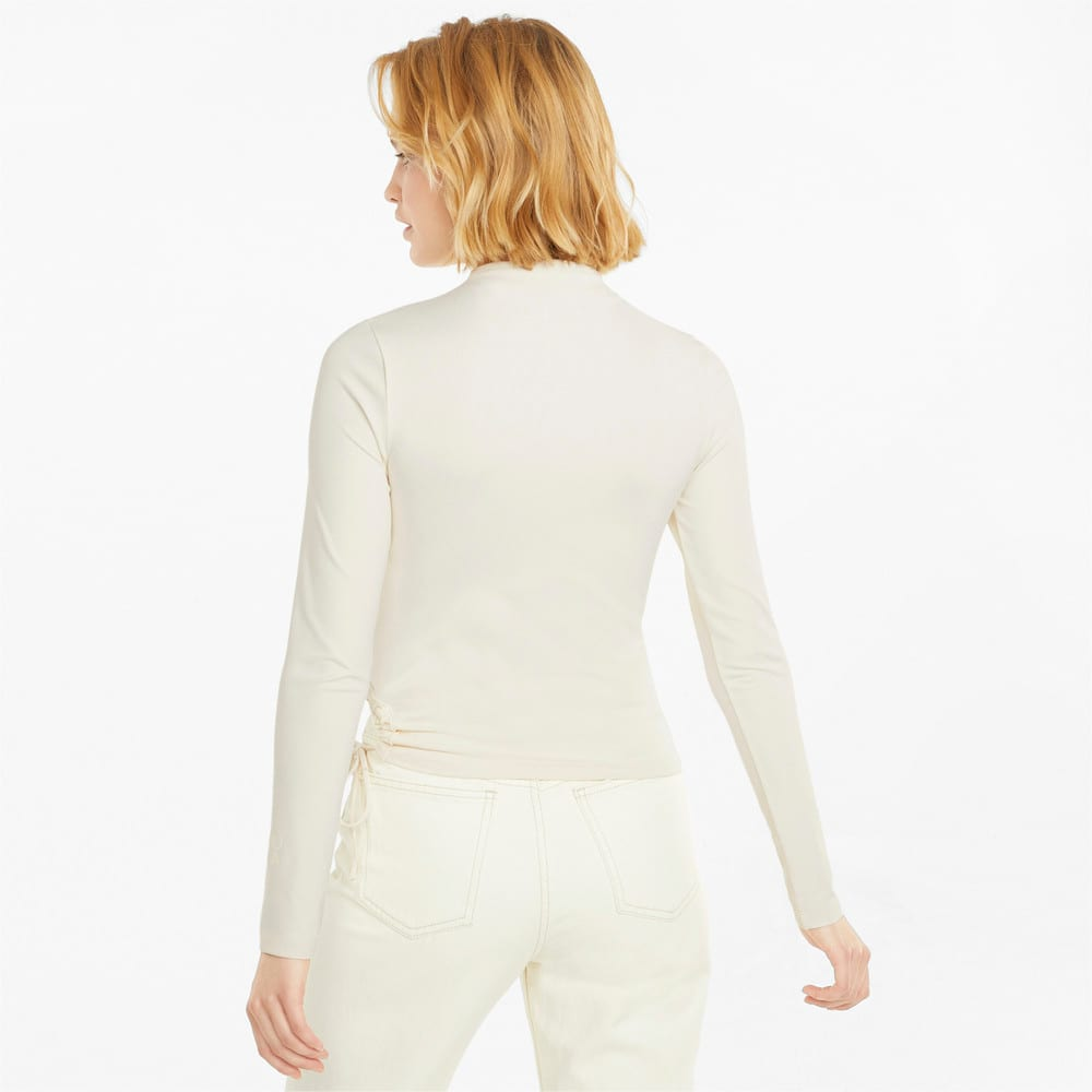 Изображение Puma Топ Infuse Long Sleeve Women's Top #2