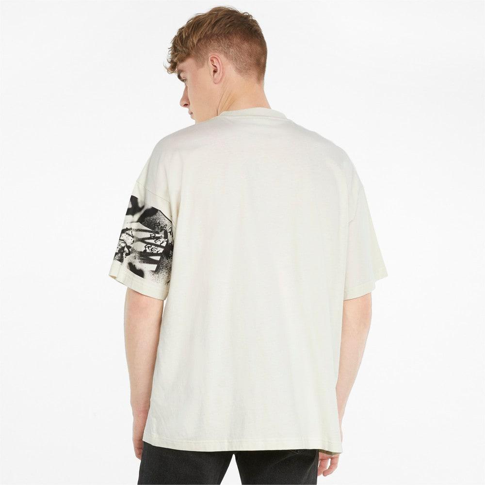 Görüntü Puma RE.GEN Boxy Grafikli T-shirt #2
