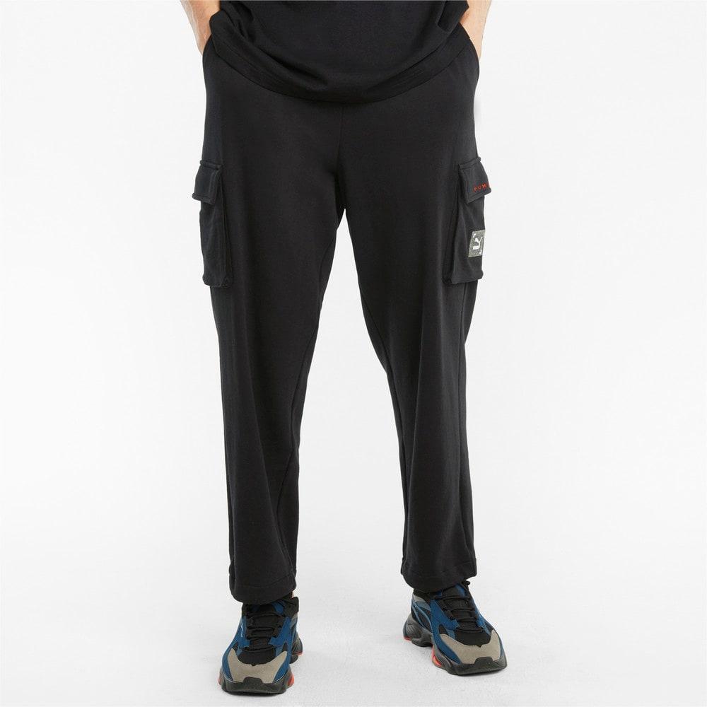 Зображення Puma Спортивні штани RE.GEN Cargo Sweatpants #1: Puma Black