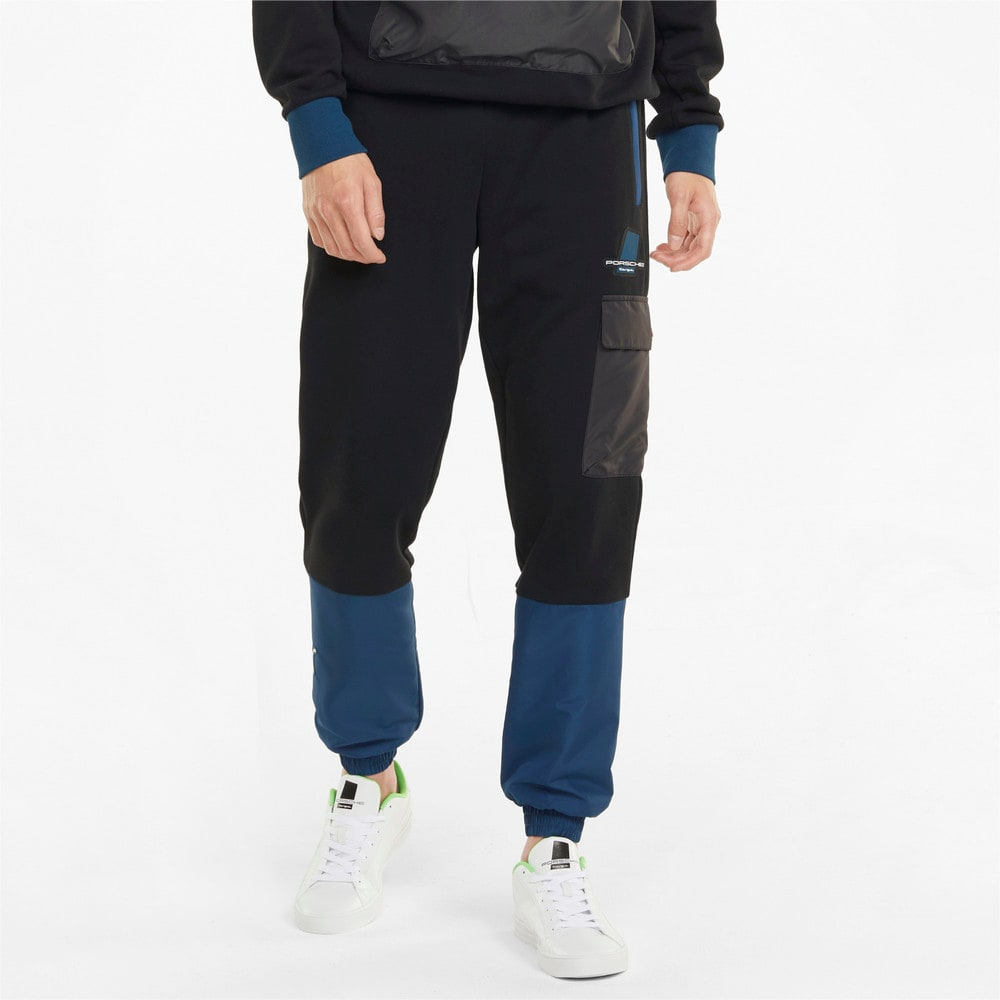 Зображення Puma Штани Porsche Legacy Statement Men's Pants #1: Puma Black