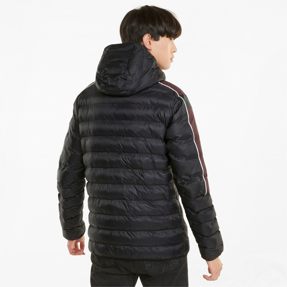 Изображение Puma Куртка Porsche Legacy eco-LITE Men's Jacket #2: Puma Black