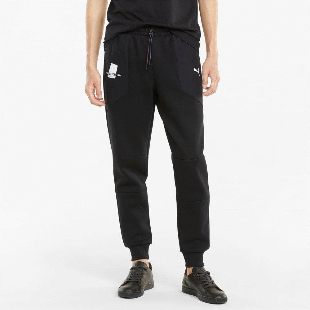 Изображение Puma Штаны Porsche Legacy Men's Sweatpants #1: Puma Black