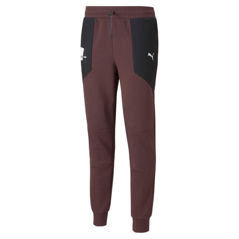Зображення Puma Штани Porsche Legacy Men's Sweatpants #1: Fudge