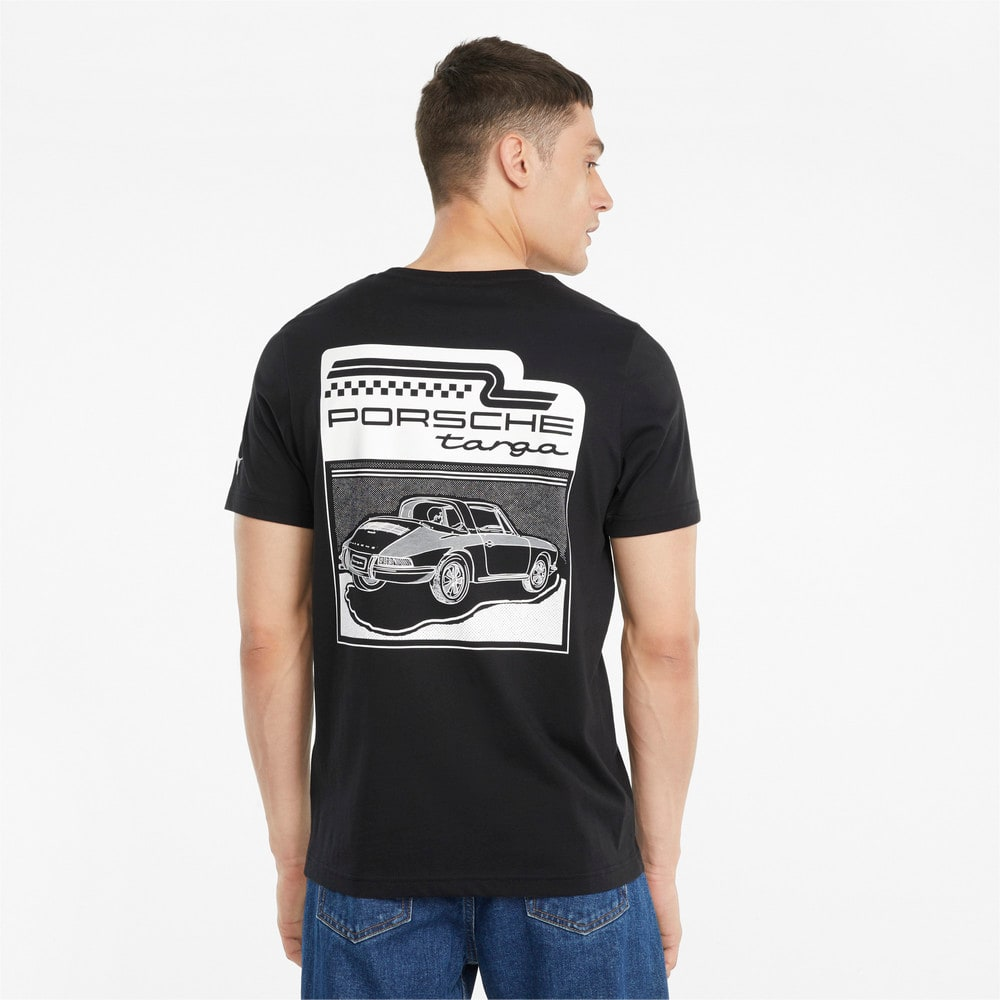 Image Puma Porsche Legacy Graphic Men's Tee #2