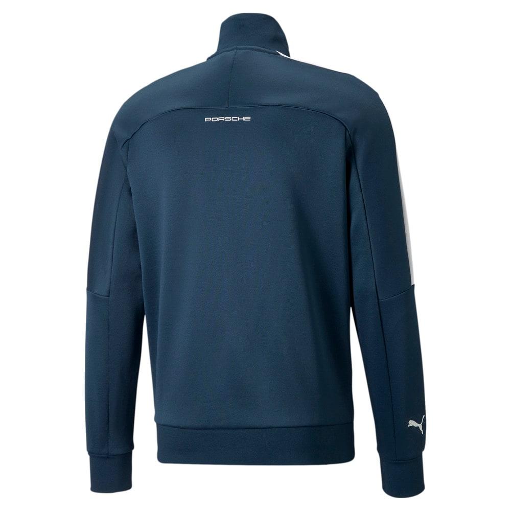 Зображення Puma Олімпійка Porsche Legacy T7 Men's Track Jacket #2: Intense Blue