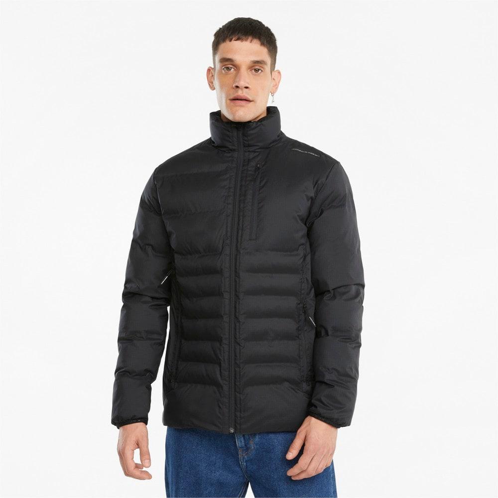 Изображение Puma Куртка Porsche Design Padded Men's Jacket #1: Jet Black