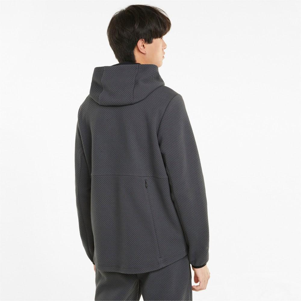 Изображение Puma Толстовка Porsche Design Sweat Hooded Men's Jacket #2: Asphalt