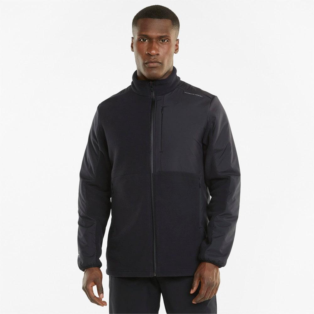 Изображение Puma Толстовка Porsche Design Men's Polar Jacket #1