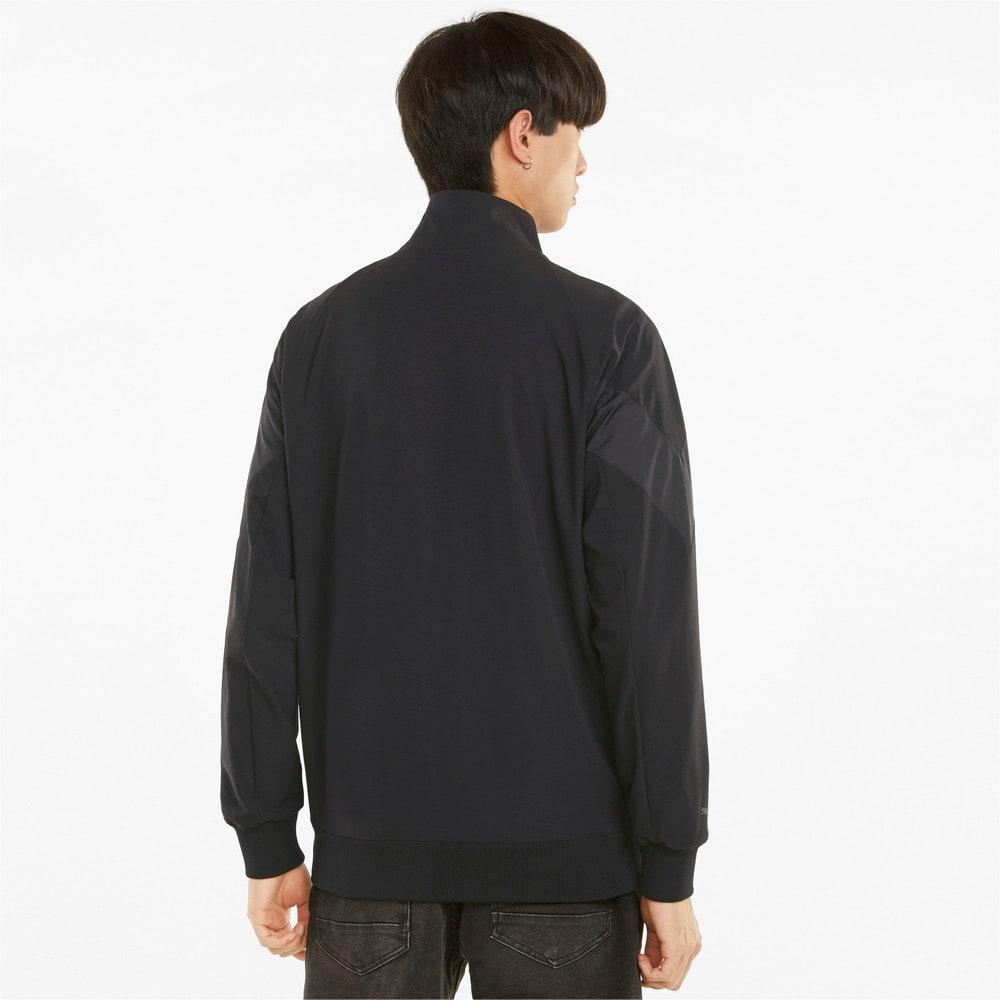 Изображение Puma Толстовка Porsche Design MCS Woven Men's Jacket #2: Jet Black