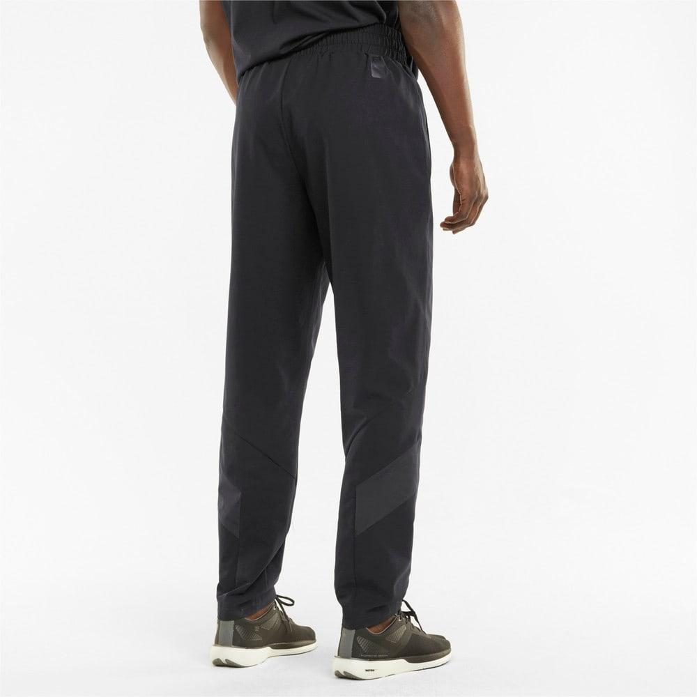 Изображение Puma Штаны Porsche Design MCS Woven Men's Pants #2: Jet Black