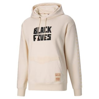 Изображение Puma Худи (толстовка) Black Fives Men's Basketball Hoodie