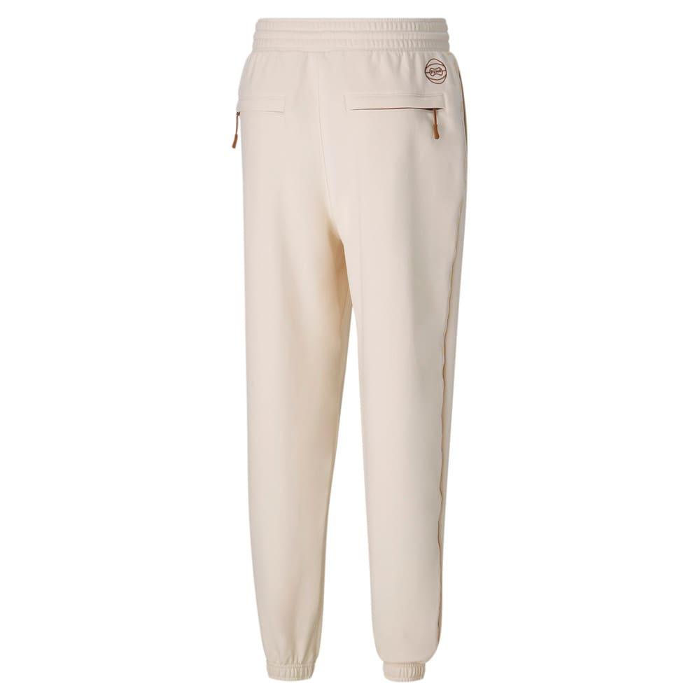Изображение Puma Спортивные штаны Black Fives Men's Basketball Sweatpants #2