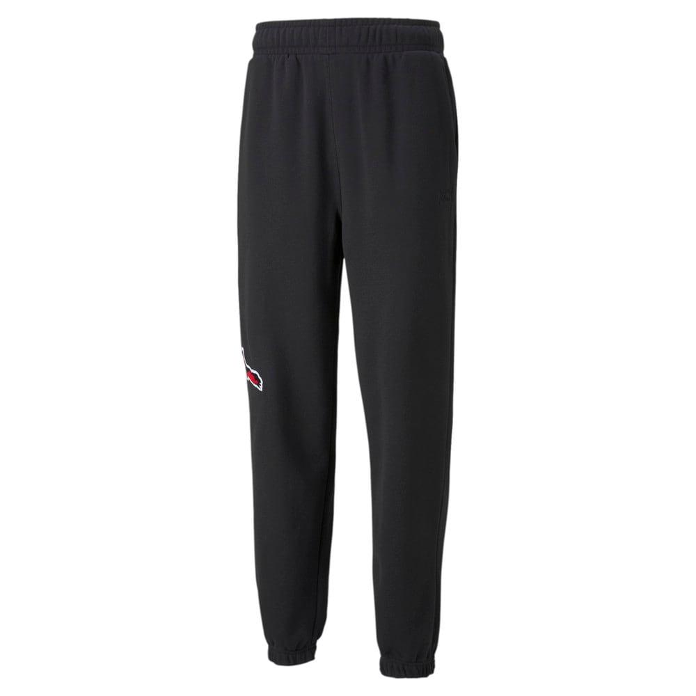 Зображення Puma Штани Combine Men's Basketball Pant #1: Puma Black-Puma Black