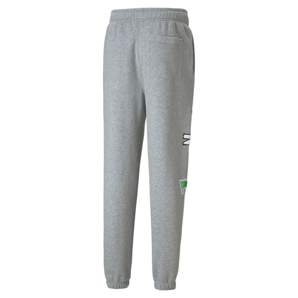 Зображення Puma Штани Combine Men's Basketball Pant #2: Medium Gray Heather-Medium Gray Heather
